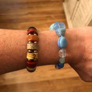 Set of Three Bracelets